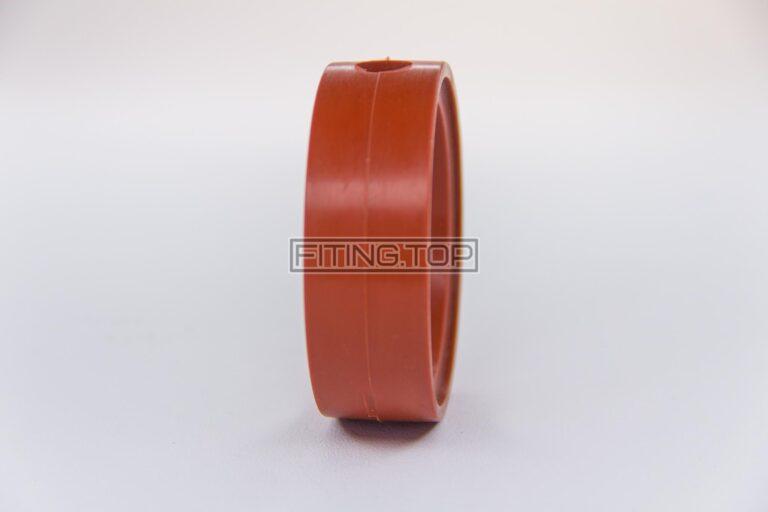 уплотнение силикон в затвор дисковый нержавеющий