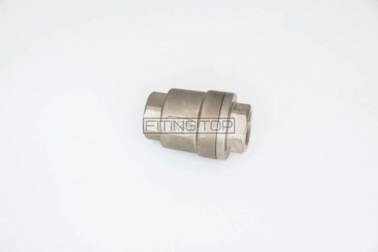 купить Клапан обратный нержавеющий резьбовой AISI304, Pn 40